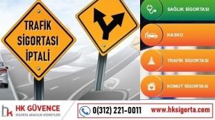 Trafik Sigortamı Nasıl İptal Edebilirim?