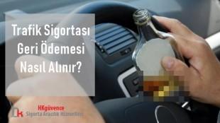 Alkollü Kazalarda Trafik Sigortası