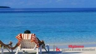 Tatile Çıkmadan Hangi Sigortayı Yaptırmalısınız?