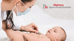 Bebeğinize Özel Sağlık Sigortası Yaptırın