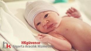 Yenidoğan ve Bebek Sigortası