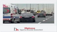 Ambulansa Yol Vermemenin Cezası Var mı?