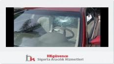 Otomobilin Camının Kırılması Halinde Trafik Sigortası