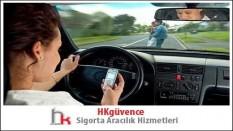 Araç Kullanırken Cep Telefonuyla Konuşmanın Zararları