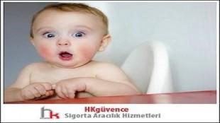AK Sigorta Tamamlayıcı Sağlık Bebek Sigortası