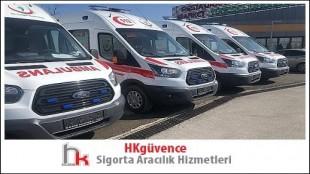 Ambulanslardaki Sağlık Hizmeti Kalitesi