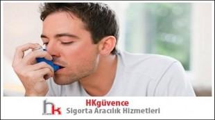 Astım ve Tamamlayıcı Sağlık Sigortası