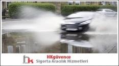 Yağışlı Havada Nasıl Araç Kullanılmalı?