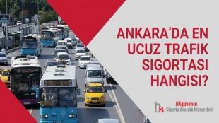 Ankara'da En Ucuz Trafik Sigortası Hangisi?