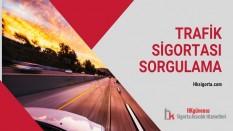 Trafik Sigortası Sorgulama