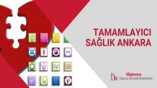 Tamamlayıcı Sağlık Ankara