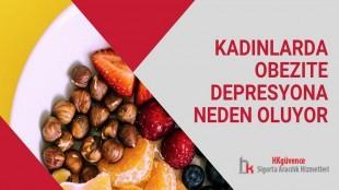 Kadınlarda Obezite Depresyona Neden Oluyor