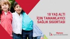 18 Yaş Altı İçin Tamamlayıcı Sağlık Sigortası