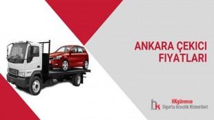 Ankara Çekici Fiyatları