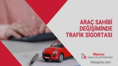 Araç Sahibi Değişiminde Trafik Sigortası