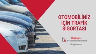 Otomobiliniz İçin Trafik Sigortası