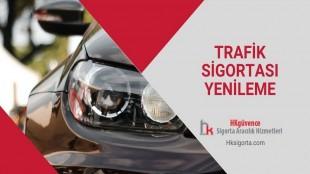 Trafik Sigortası Yenileme