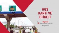 HGS Kartı ve Etiketi