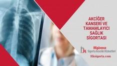 Akciğer Kanseri ve Tamamlayıcı Sağlık Sigortası