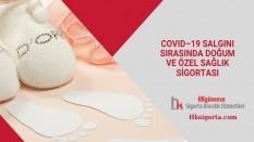 COVID–19 Salgını Sırasında Doğum ve Özel Sağlık Sigortası