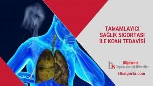 Tamamlayıcı Sağlık Sigortası ile KOAH Tedavisi