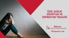 Özel Sağlık Sigortası ve Depresyon Tedavisi