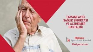 Tamamlayıcı Sağlık Sigortası ve Alzheimer Hastalığı