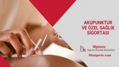 Akupunktur ve Özel Sağlık Sigortası