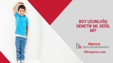 Boy Uzunluğu Genetik mi, Değil mi?