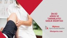 Ön Diz Ağrısı ve Tamamlayıcı Sağlık Sigortası