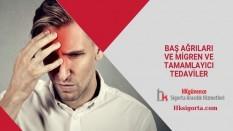 Baş Ağrıları, Migren ve Tamamlayıcı Tedaviler