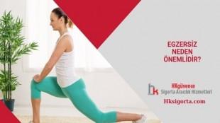 Egzersiz Neden Önemlidir?