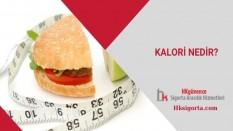 Kalori Nedir ve Kalori Türleri