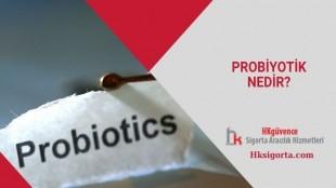 Probiyotik Nedir?
