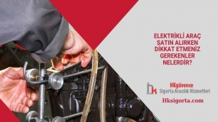 Elektrikli Araç Satın Alırken Dikkat Etmeniz Gerekenler Nelerdir?