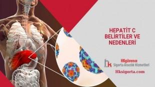 Hepatit C Belirtileri ve Nedenleri