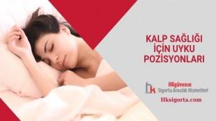 Kalp Sağlığı İçin Uyku Pozisyonları