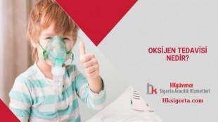 Oksijen Tedavisi Nedir?