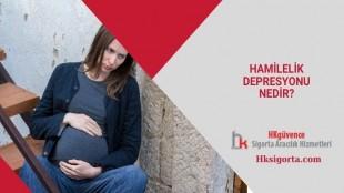 Hamilelik Depresyonu Nedir?