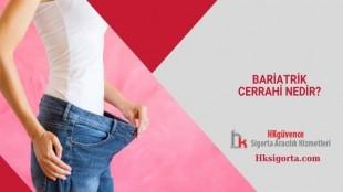 Bariatrik Cerrahi Nedir?