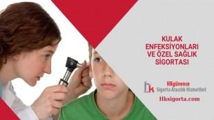 Kulak Enfeksiyonları Ve Özel Sağlık Sigortası