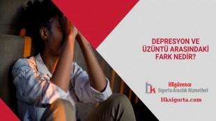 Depresyon ve Üzüntü Arasındaki Fark Nedir?