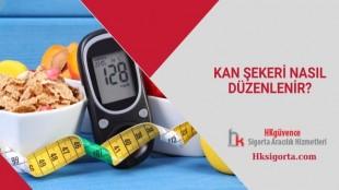 Kan Şekeri Nasıl Düzenlenir?
