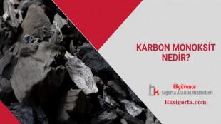 Karbon Monoksit Nedir?