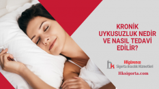 Kronik Uykusuzluk Nedir ve Nasıl Tedavi Edilir?