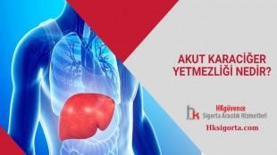 Akut Karaciğer Yetmezliği Nedir?