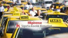 Taksiler İçin Trafik Sigortası